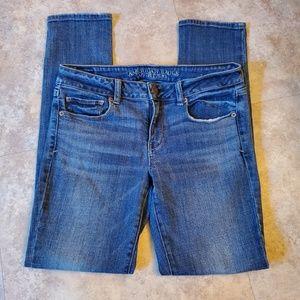 American Eagle Skinny Stretch Jean's Size 8